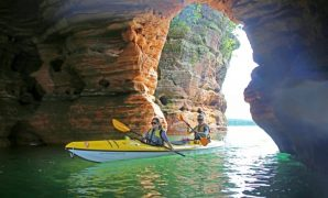 Apostle Islands Camping|