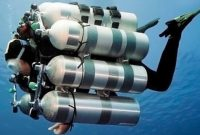 Crazy Scuba tank