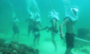 SNUBA The Geeky Scuba Diving in Punta Cana, Dominican Republic
