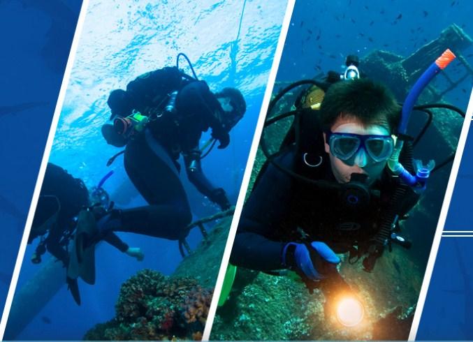Open Water Scuba Diving Certification Key West