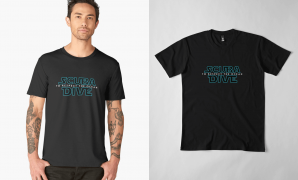 SCUBA-DIVE-Shirt